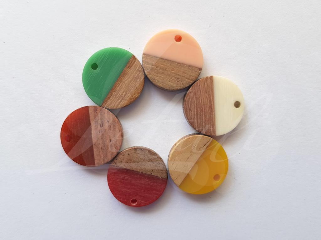Letali hars en hout bedel rond klein x mm mix