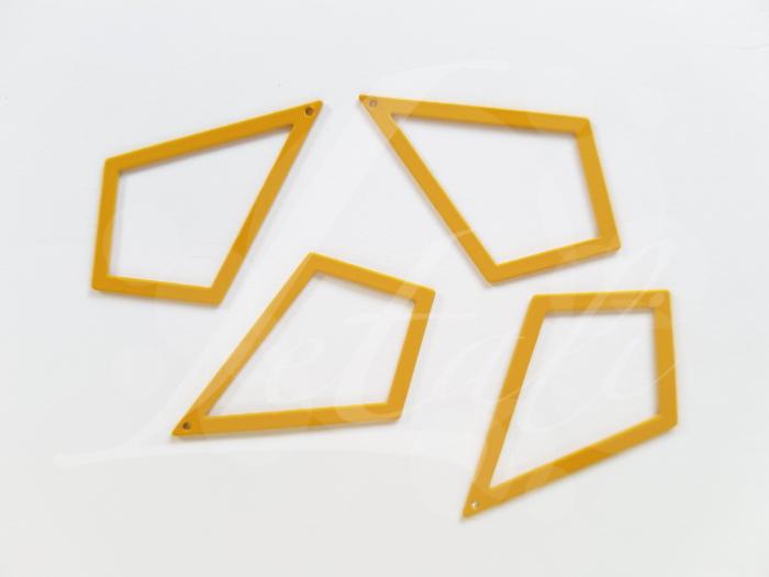 Letali_ruit_40x25_open_rubber oker geel