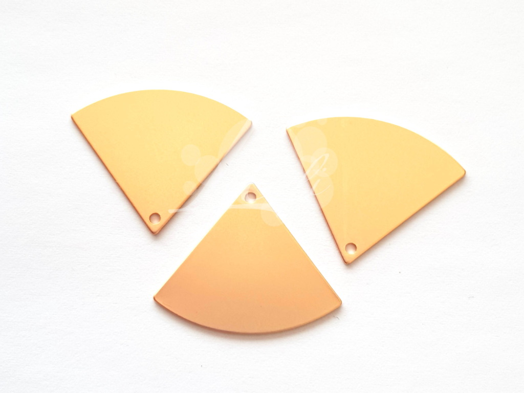 Letali bedel pizzapunt 20x25mm_mat